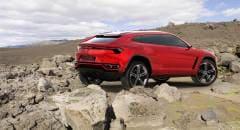 Lamborghini Urus Il V8 biturbo avrà 650 CV di potenza