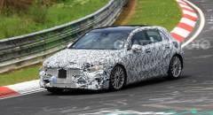 Mercedes Classe A Nuovi test in pista per la compatta tedesca
