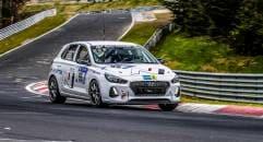 Hyundai i30 N La sportiva torna in pista al Nürburgring