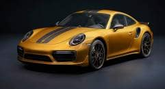 Porsche 911 Turbo S In arrivo l'Exclusive Series