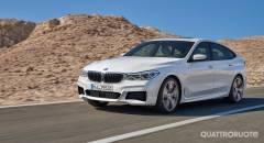 BMW Serie 6 GT In Italia listino prezzi da 68.100 euro