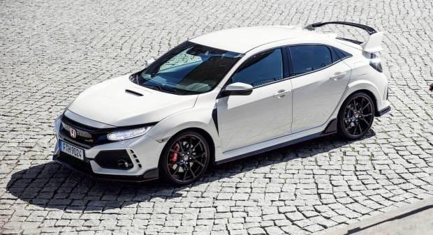 Honda Civic Type R Allo studio nuove varianti
