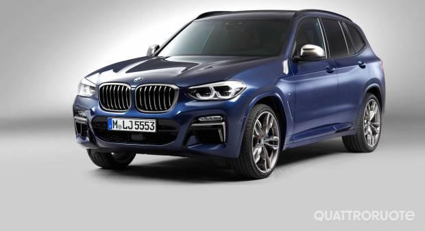 BMW X3 Terza generazione alla riscossa