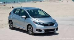 Honda Debutta negli Usa il restyling della Fit