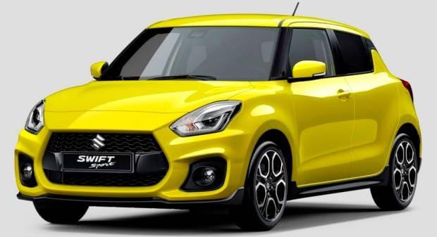 Suzuki Swift Sport Debutto a Francoforte per la variante prestazionale