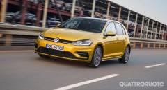 Volkswagen Golf Debutta l'1.5 TSI da 130 CV