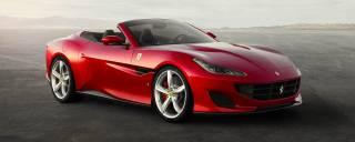 Ferrari Portofino A Francoforte la nuova scoperta di Maranello