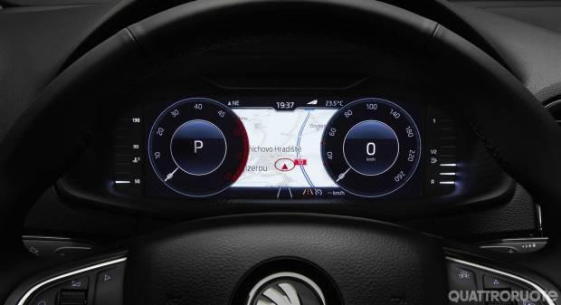 Skoda Karoq Debutta a Francoforte con il Digital Cockpit