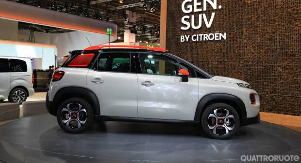 La nuova C3 per tutte le occasioni - VIDEO