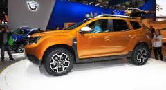 Dacia Duster A Francoforte la nuova generazione - VIDEO