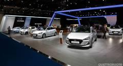 Hyundai a Francoforte In mostra Kona, i30 N, i30 N TCR e i30 Fastback - VIDEO