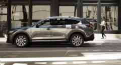 Mazda CX-8 Presentata in Giappone la nuova Suv a sei posti