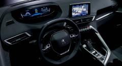 Peugeot i-Cockpit L'abitacolo di domani: ergonomico e tecnologico