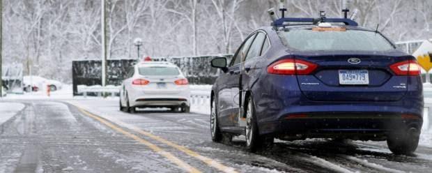 Guida autonoma Michigan: test in tutte le strade anche senza conducenti