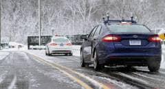 Guida autonoma Michigan, nuova legge: test in tutte le strade anche senza conducenti