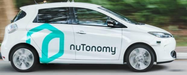 NuTonomy A Singapore è partito il primo servizio di taxi autonomi