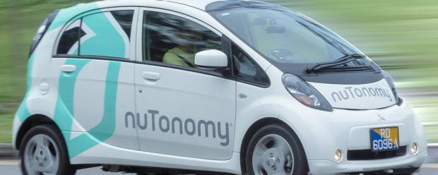 nuTonomy Primo incidente per i taxi autonomi di Singapore