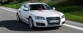 Audi Piloted Driving In autostrada con Jack, l'A7 autonoma