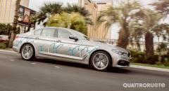BMW Al Ces la Serie 5 diventa autonoma