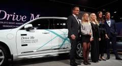 Volvo Drive Me Al via il programma di test autonomi con i clienti