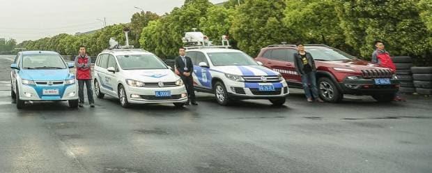 Guida autonoma Bosch, tre partnership cinesi per le mappe digitali