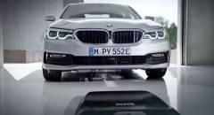 BMW 530e iPerformance Nel 2018 la ricarica wireless