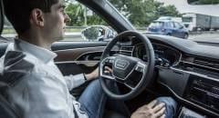 Audi AI La guida autonoma sulla nuova A8