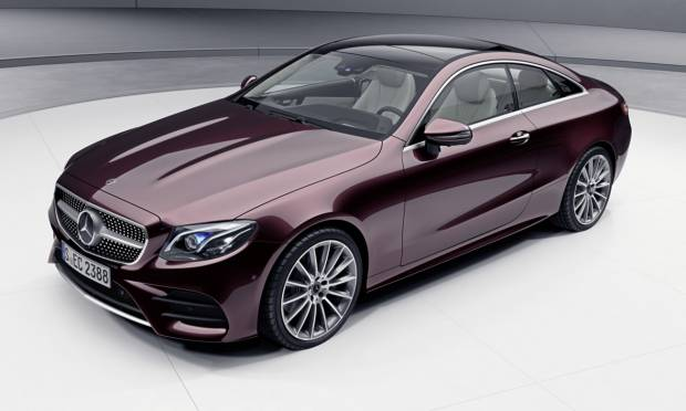Mercedes Classe E Su Coupé e Cabrio debutta un nuovo ibrido