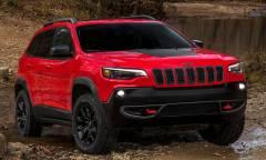 Le prime immagini della nuova Cherokee