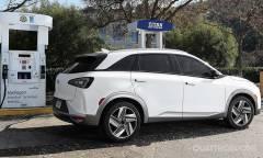 Nexo, la Suv fuel cell che punta alla guida autonoma