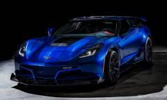 La Corvette elettrica da 800 CV e 354 km/h