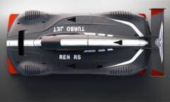 Primo teaser della Ren RS