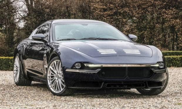 La Maserati GranTurismo diventa Sciàdipersia - VIDEO