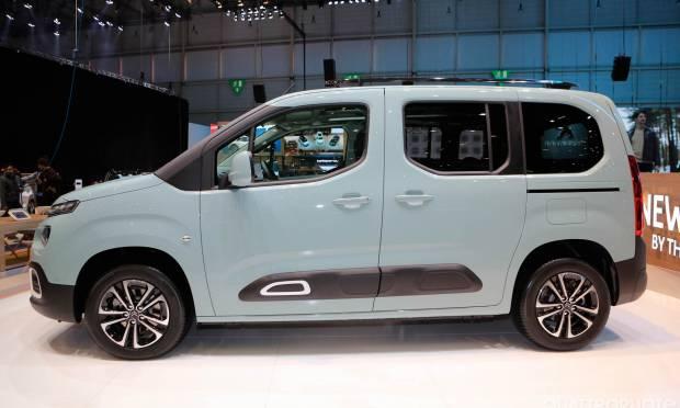 Berlingo, C4 Cactus e le altre novità Citroën - VIDEO