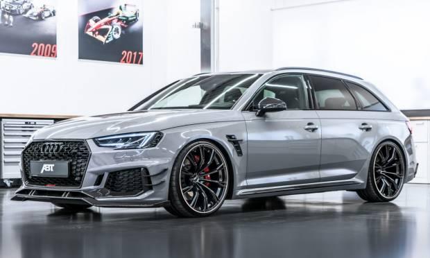 Le sportive Audi modificate dalla ABT