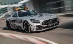 La Safety Car più potente di sempre