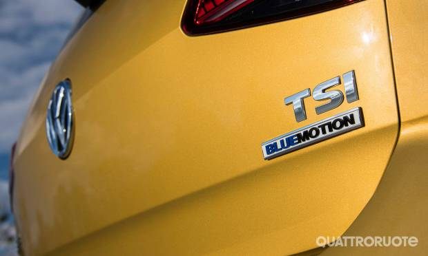 Volkswagen Golf I segreti del 1.5 TSI ACT Bluemotion