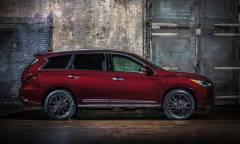 Svelate le Infiniti QX60 e QX80 Limited Edition