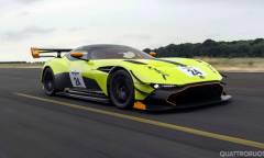 La Vulcan debutta al Racing Festival di Le Mans