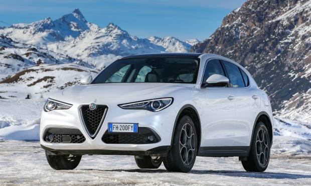 Nuova entry level per la Suv del Biscione