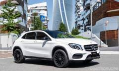 Night Edition per CLA, CLA Shooting Brake, GLA e GLC