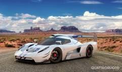 La hypercar 007 per Le Mans 2020