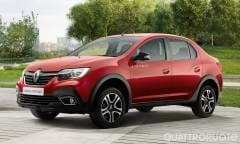 La berlina Dacia diventa off-road