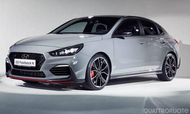 Svelata la variante sportiva della coupé a cinque porte