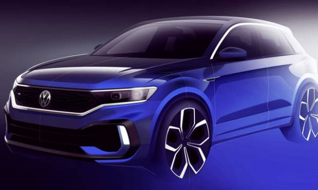 Volkswagen T-Roc R A Ginevra la versione top di gamma
