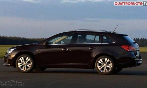 Le impressioni di guida in video