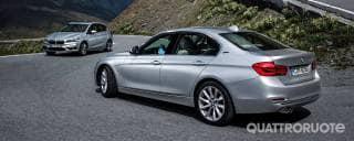 BMW 330e e 225xe Al volante delle ibride plug-in di Monaco