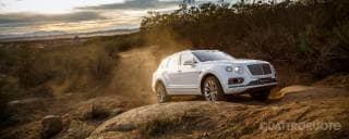 Bentley Bentayga Lusso, prestazioni e versatilità