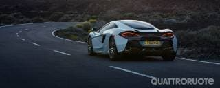 McLaren 570GT Lusso e confort... a oltre 320 km/h