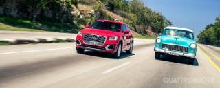 Audi Q2 Sulle strade della nuova Cuba